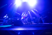 Widespread Panic, ACL Live, Moody Theatre, Austin, TX 4-8-2016